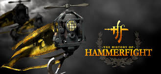 HAMMERFIGHT STEAM KEY (REGION FREE)