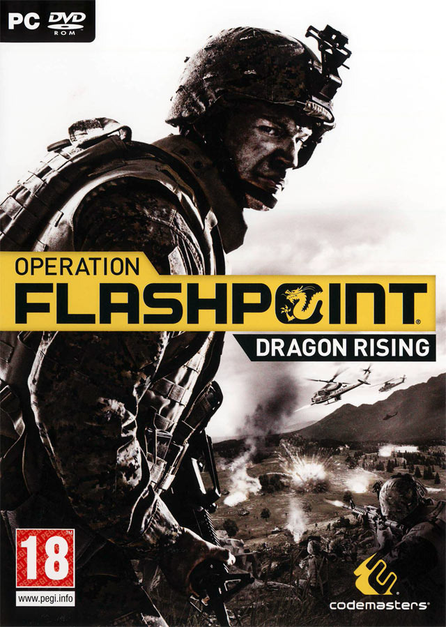 Operation Flashpoint: Dragon Rising (RegFREE / MULTILANG)