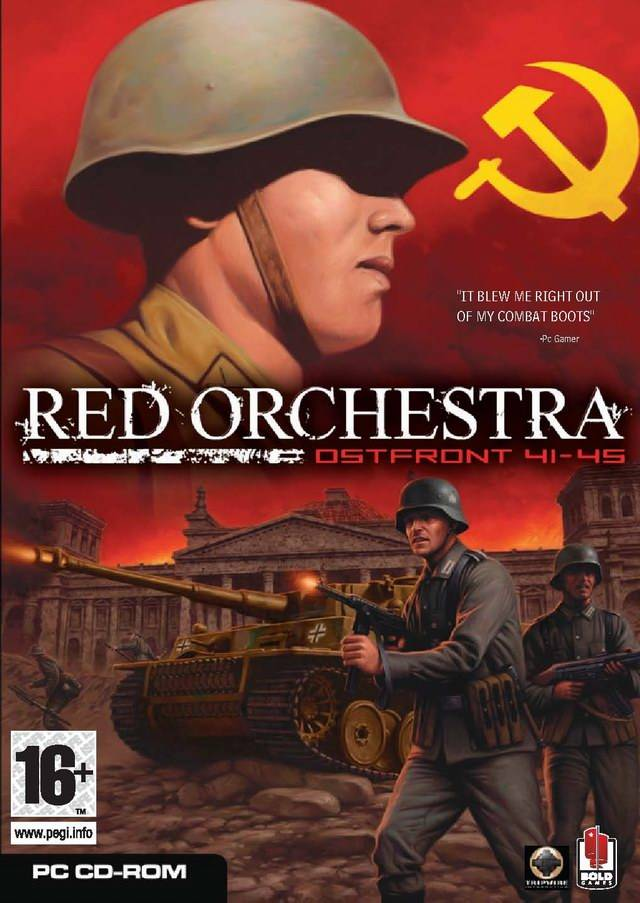 Red Orchestra Ostfront 41-45 - Steam Key (Region Free)