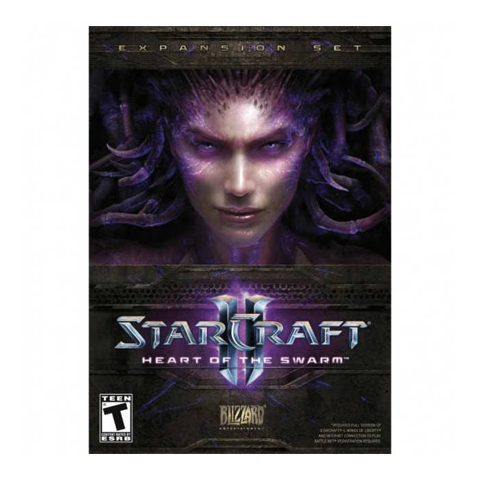 StarCraft 2: Heart of the Swarm (EU) Hots EURO- (SCAN)