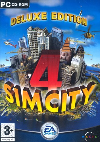 Simcity 4 Deluxe Edition (REGION FREE / MULTILANGUAGE)