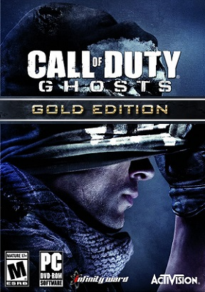 Call Of Duty Ghosts Gold Edition(Region Free/Multilang)