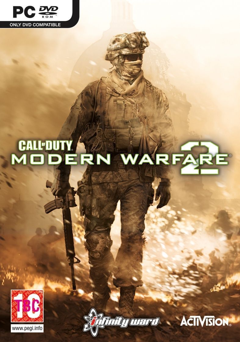 Call Of Duty Modern Warfare 2 (Region Free/Multilangua)