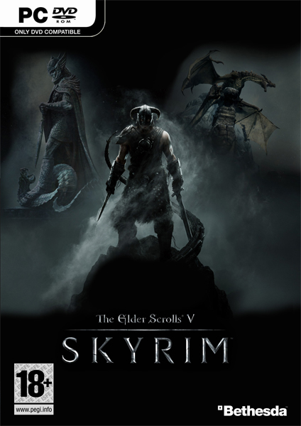The Elder Scrolls V: Skyrim (Region Free / Multilang) E