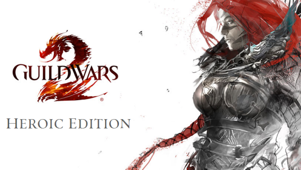 Guild Wars 2 Heroic Edition (EU) EURO