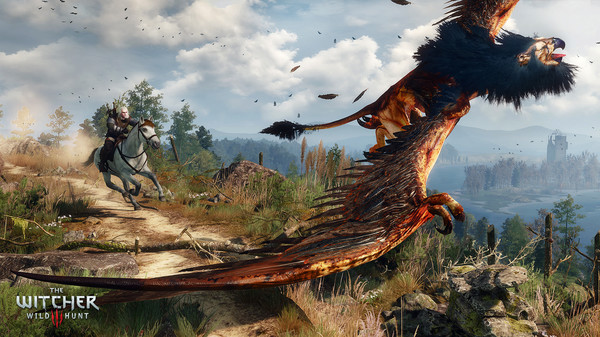 The Witcher 3: Wild Hunt (Steam Gift Region Free)