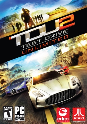 Test Drive Unlimited 2 (Steam Gift Region Free)
