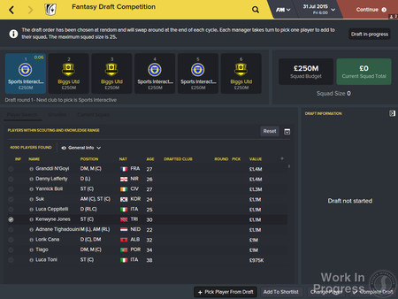 Football Manager 2016 (Steam Gift / Region Free /ROW)