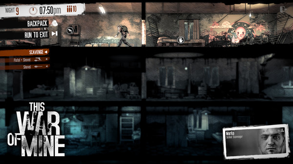 This War of Mine (Steam Gift RU/CIS*)