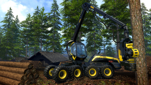 Farming Simulator 15 (Steam Gift RU/CIS/UA*)