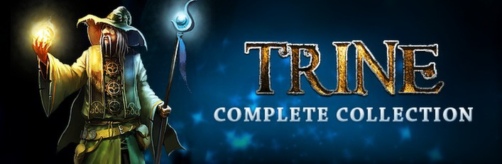 Trine Complete Collection (Steam Gift/Reg free)+ПОДАРОК