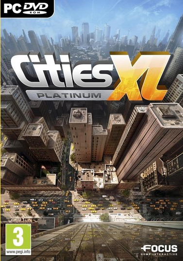 Cities XL Platinum - Steam Gift  REGION FREE +ПОДАРОК