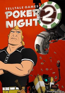 Poker Night 2 (Steam GIFT / Region Free)