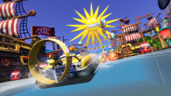 Sonic & All-Stars Racing Transformed (Steam Gift / ROW)