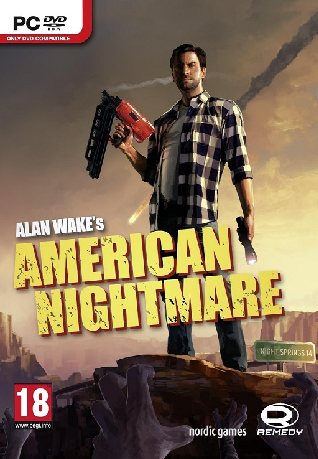 Alan Wake American Nightmare (Steam-Region Free)