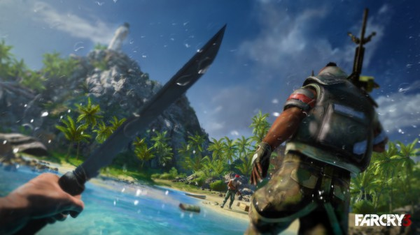 Far Cry 3 (Steam Gift Region Free) + GIFT
