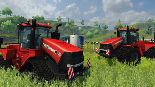 Farming Simulator 2013 Titanium Edition (Steam Gift RU)