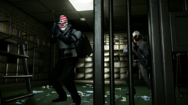 PAYDAY 2 (New Steam Account ROW - Region Free+EMAIL)
