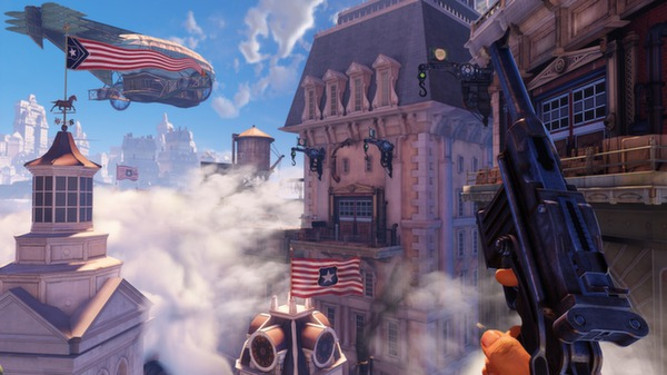 BioShock Infinite (Steam Gift Region Free)
