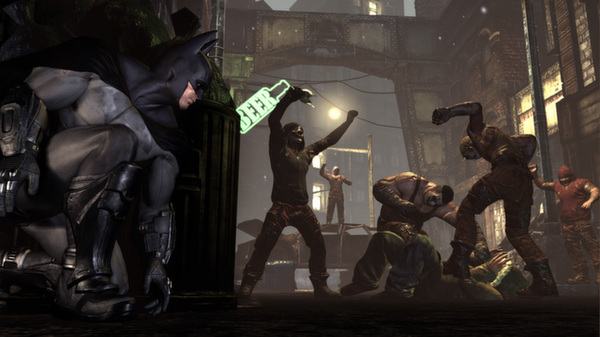 Batman: Arkham City - GOTY Steam gift Reg Free+ПОДАРОК