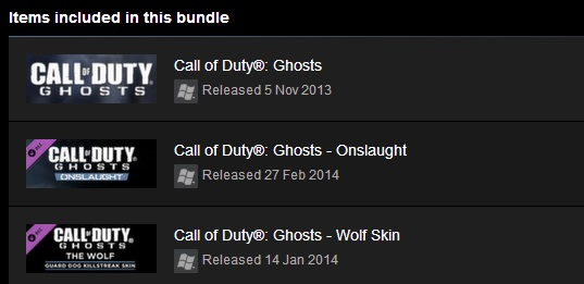 Call of Duty: Ghosts - Gold Edition (Steam Gift ROW)