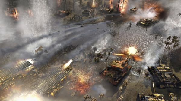 COMPANY OF HEROES 2 ROW (Steam Gift Region Free)