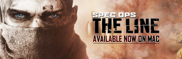 Spec Ops: The Line (Steam Gift ROW Region Free)