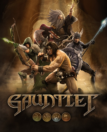 Gauntlet ™ (NEW Steam account +mail)