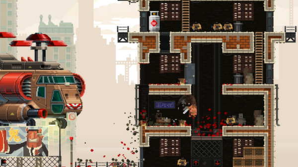Broforce Early Access (Steam Gift / Region Free / RoW)