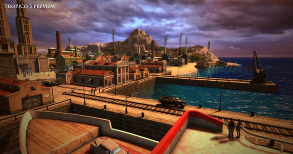 Tropico 5 (Steam Gift -Region Free / ROW)