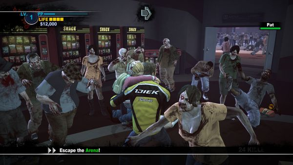 Dead Rising 2 (Steam Gift RU + CIS) + Gift