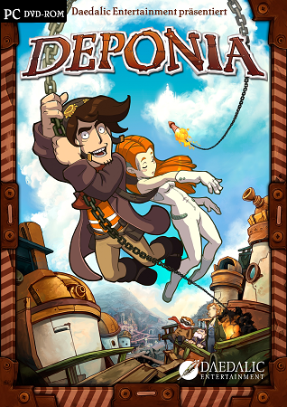 Deponia (Steam Key / Region Free) + Gift