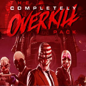 PAYDAY 2 The Completely OVERKILL Pack RU+CIS-GIFT DLC