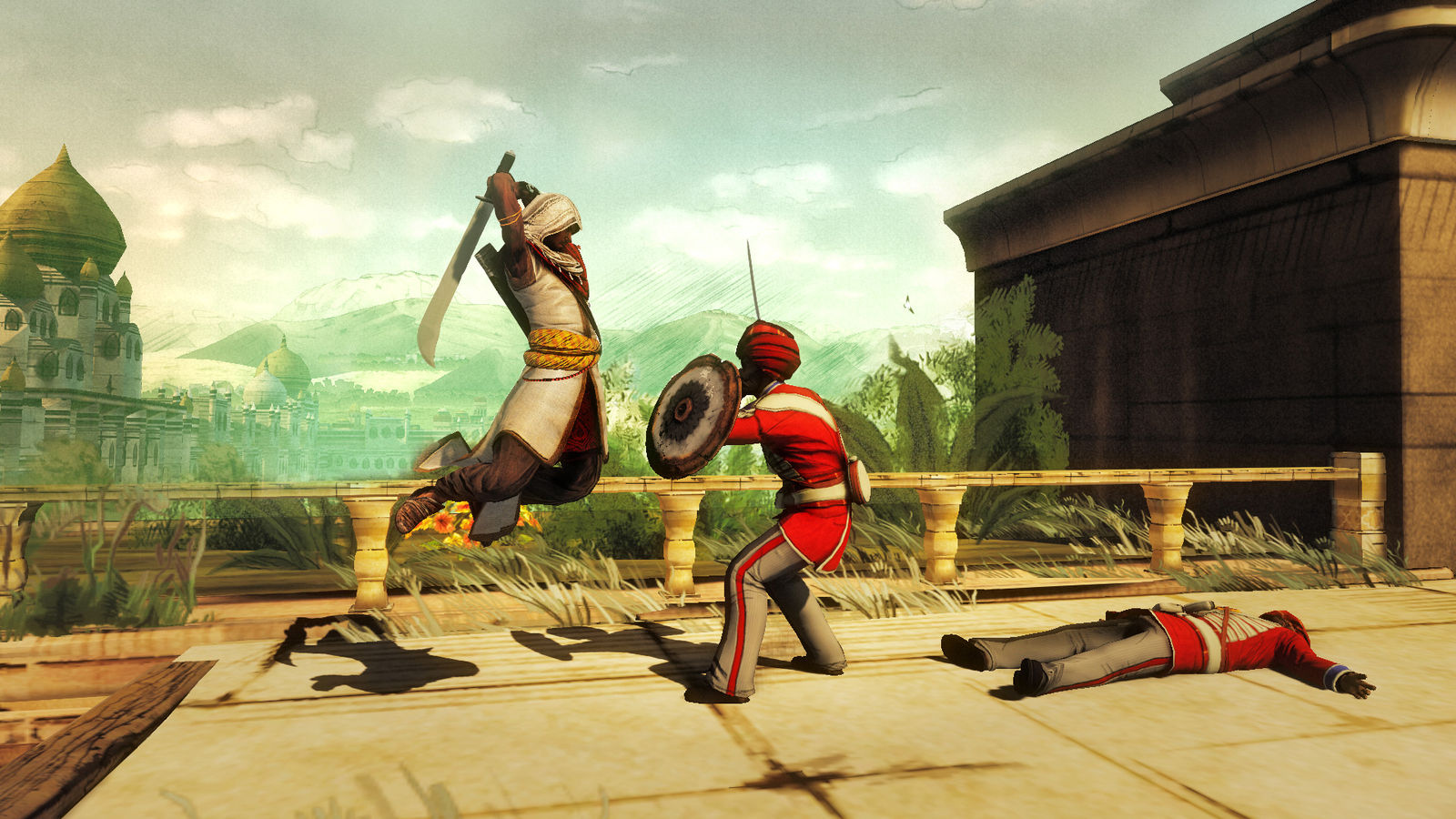 Assassin's Creed Chronicles: India (Uplay) RU/CIS