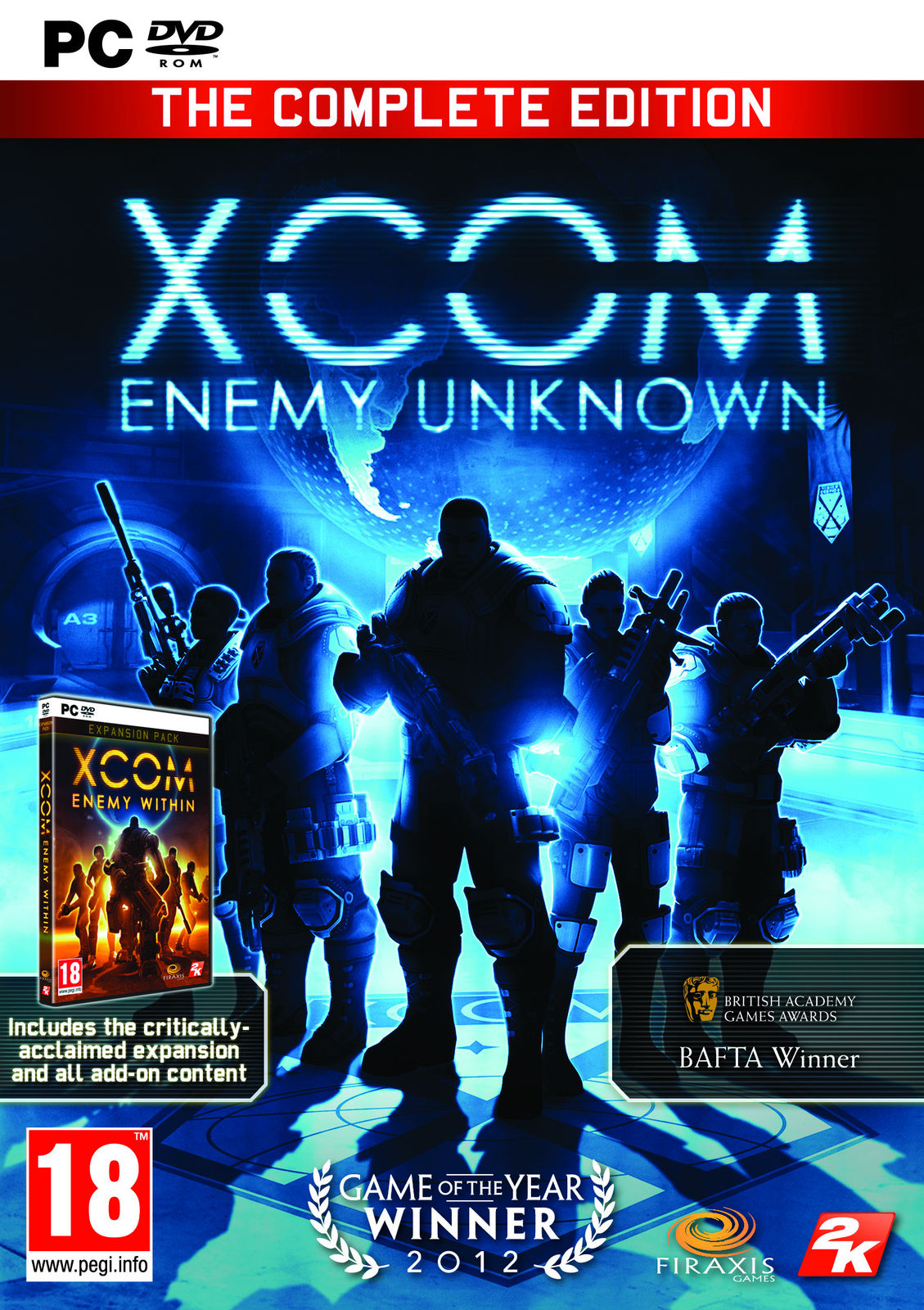 XCOM: Enemy Unknown The Complete Edition (Steam) RU/CIS