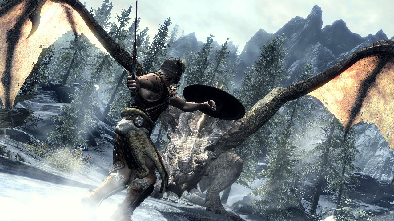 The Elder Scrolls V 5: Skyrim (Steam) RU/CIS