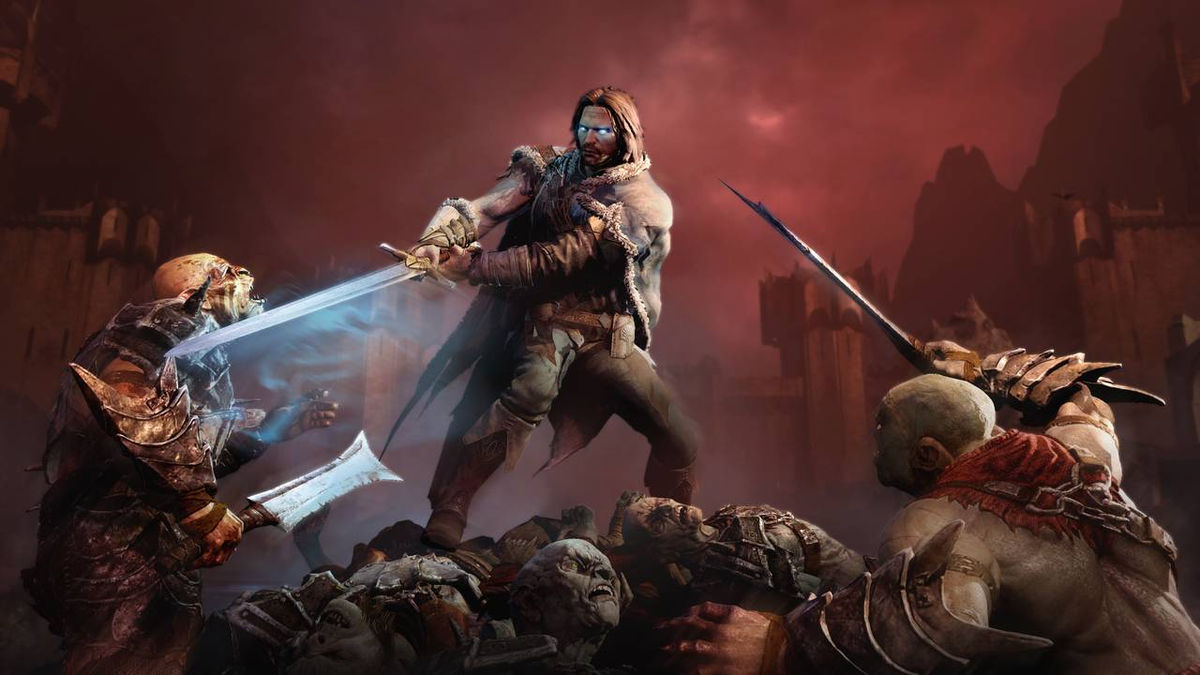 z Middle-earth: Shadow of Mordor GOTY (Steam Gift/RU