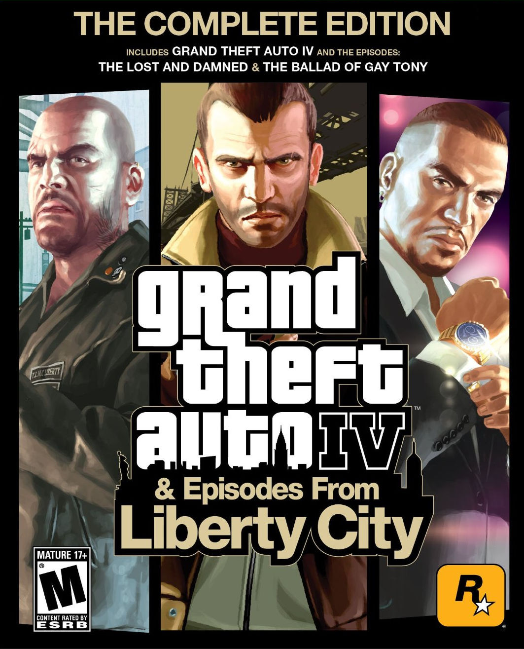 Grand Theft Auto IV Complete Edition GTA 4(Steam)RU/CIS