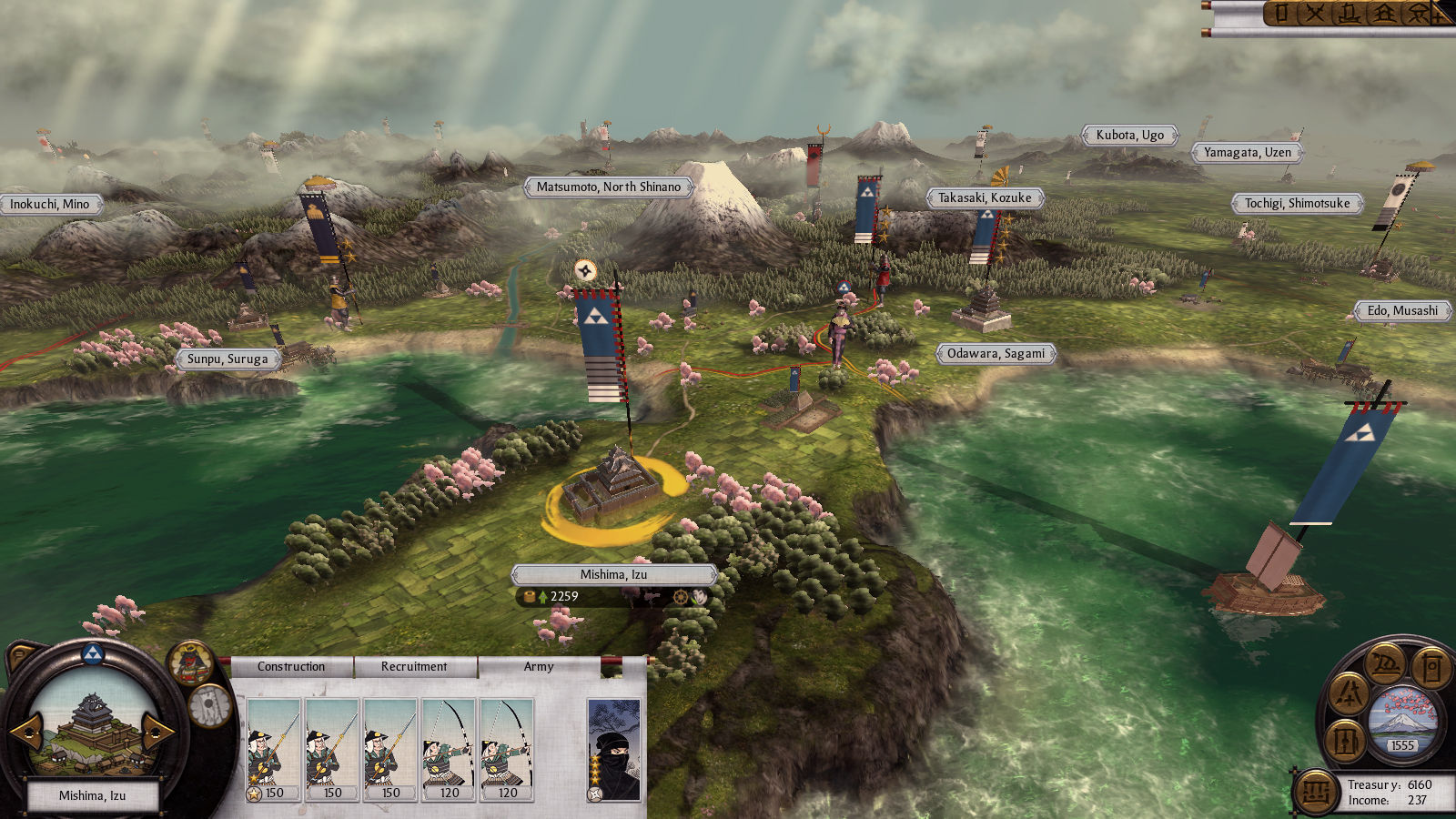 Total War: Shogun 2 (Steam) RU/CIS