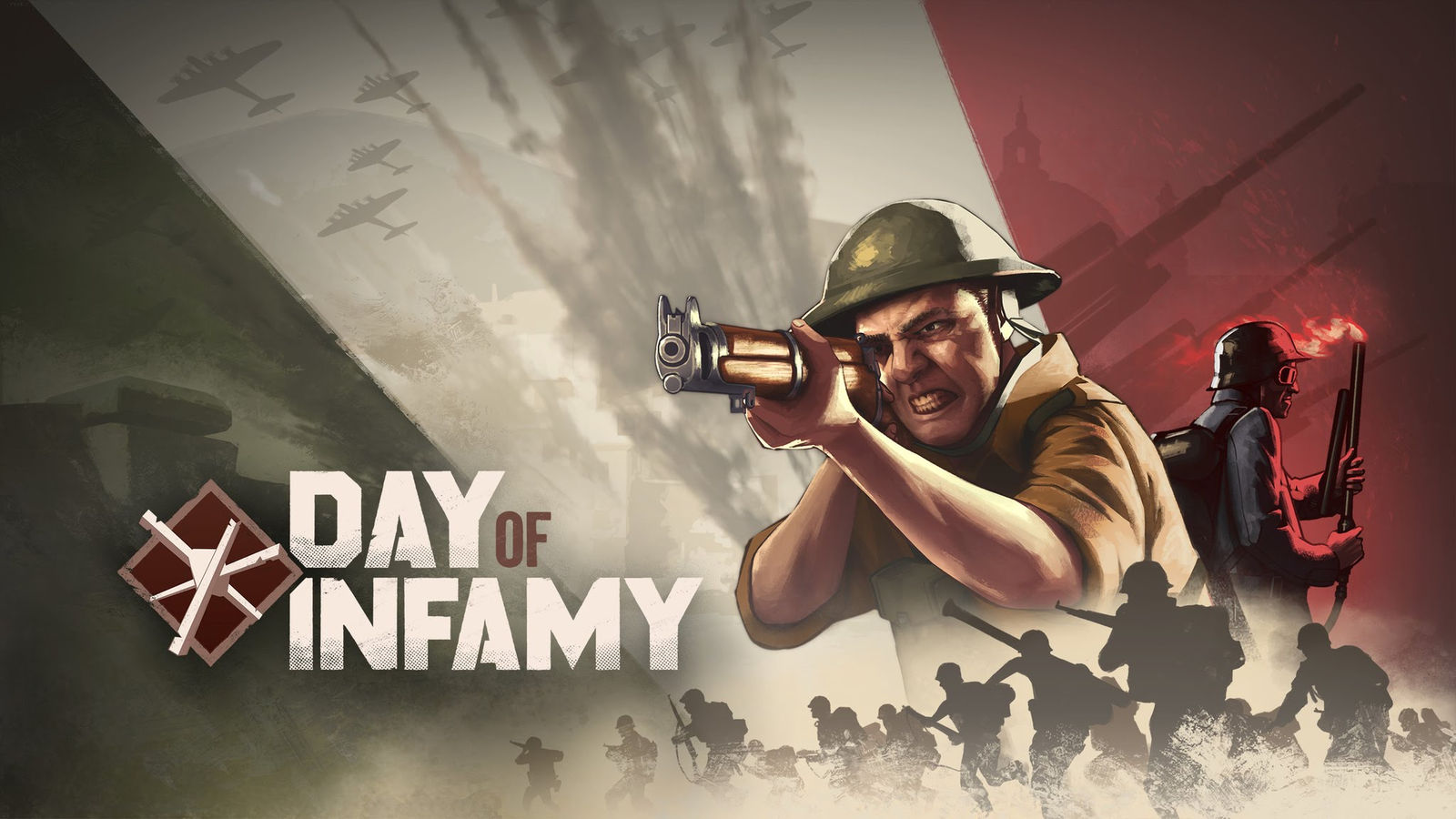 Day of Infamy (Steam) RU/CIS