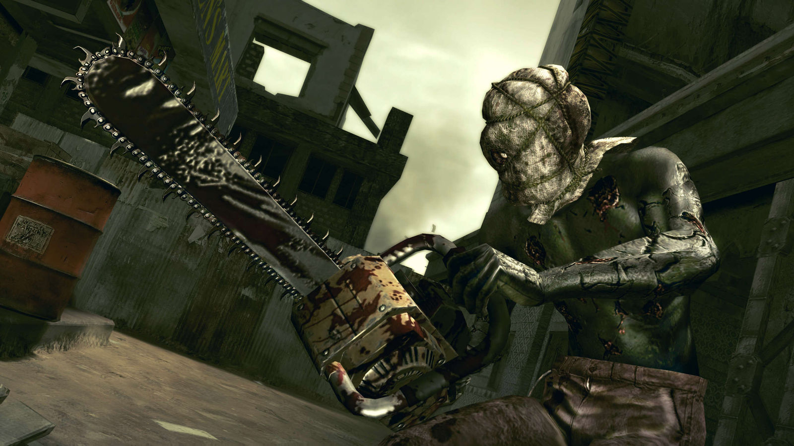 Resident Evil 5 (Steam) RU/CIS