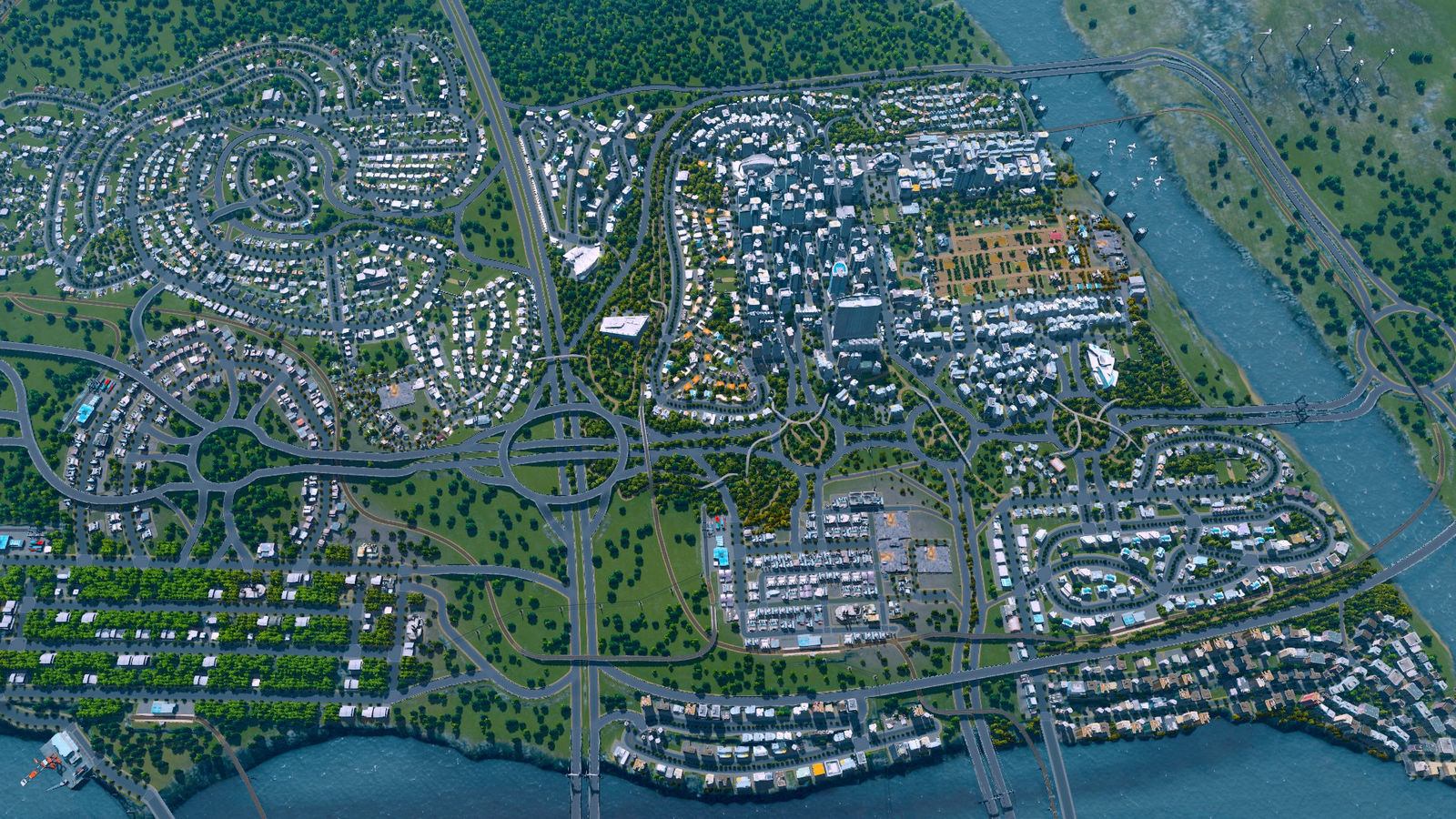 Cities: Skylines (Steam) RU/CIS