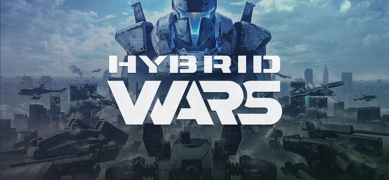 Hybrid Wars Deluxe + Season Pass (Steam) RU/CIS