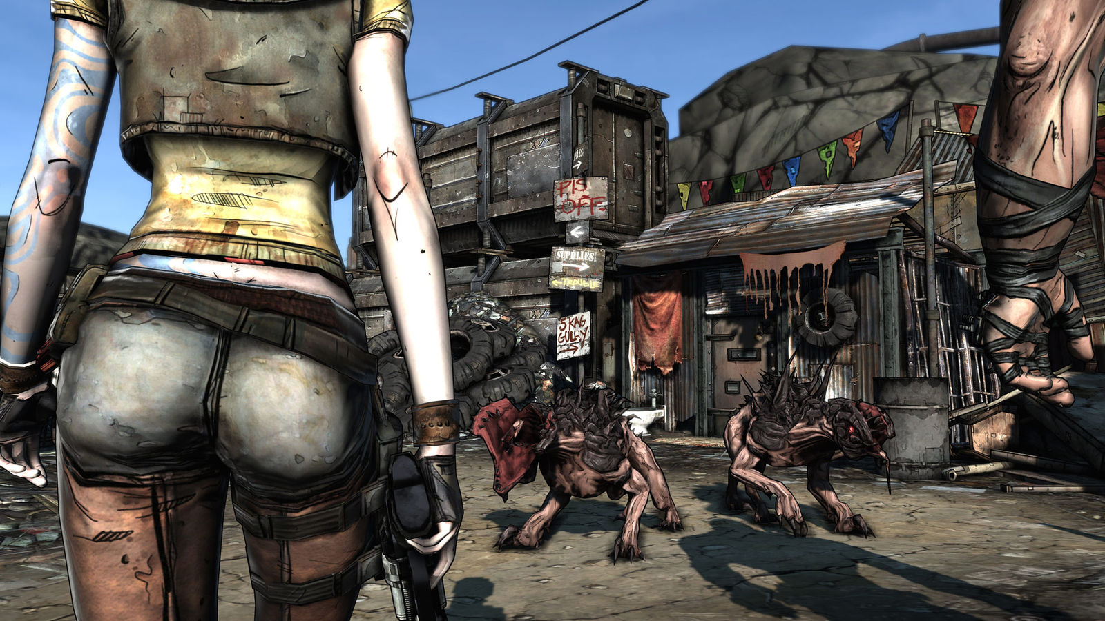 z Borderlands: Game of the Year Enhanced (Steam) RU/CIS