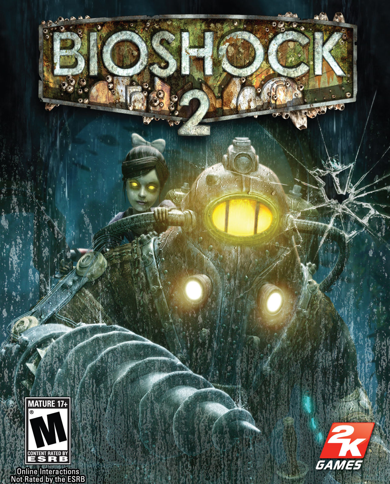 BioShock 2 + BioShock 2 Remastered (Steam) RU/CIS