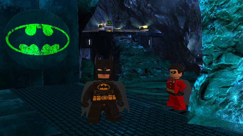LEGO Batman 2: DC Super Heroes (Steam) Region Free
