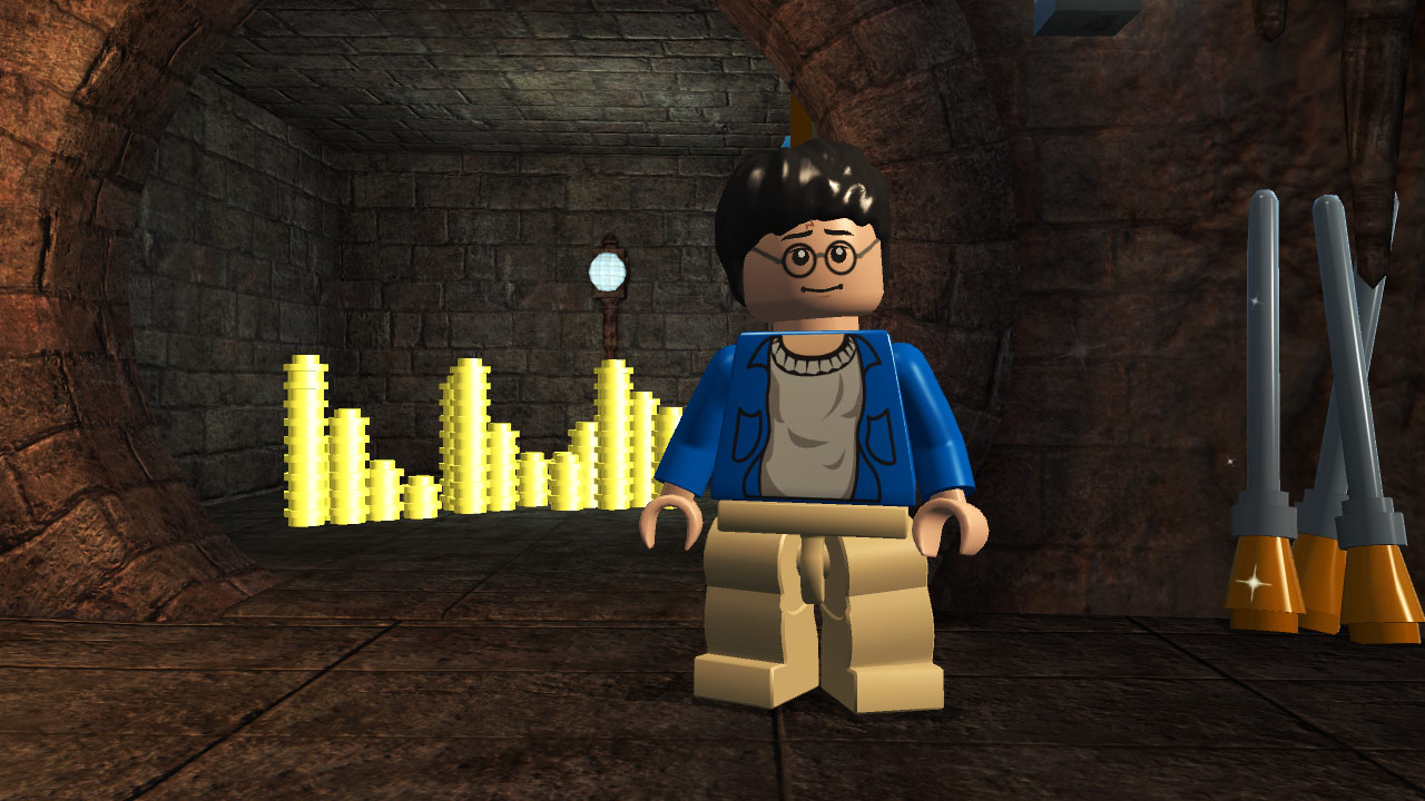 LEGO Harry Potter: Years 1-4 (Steam) Region Free