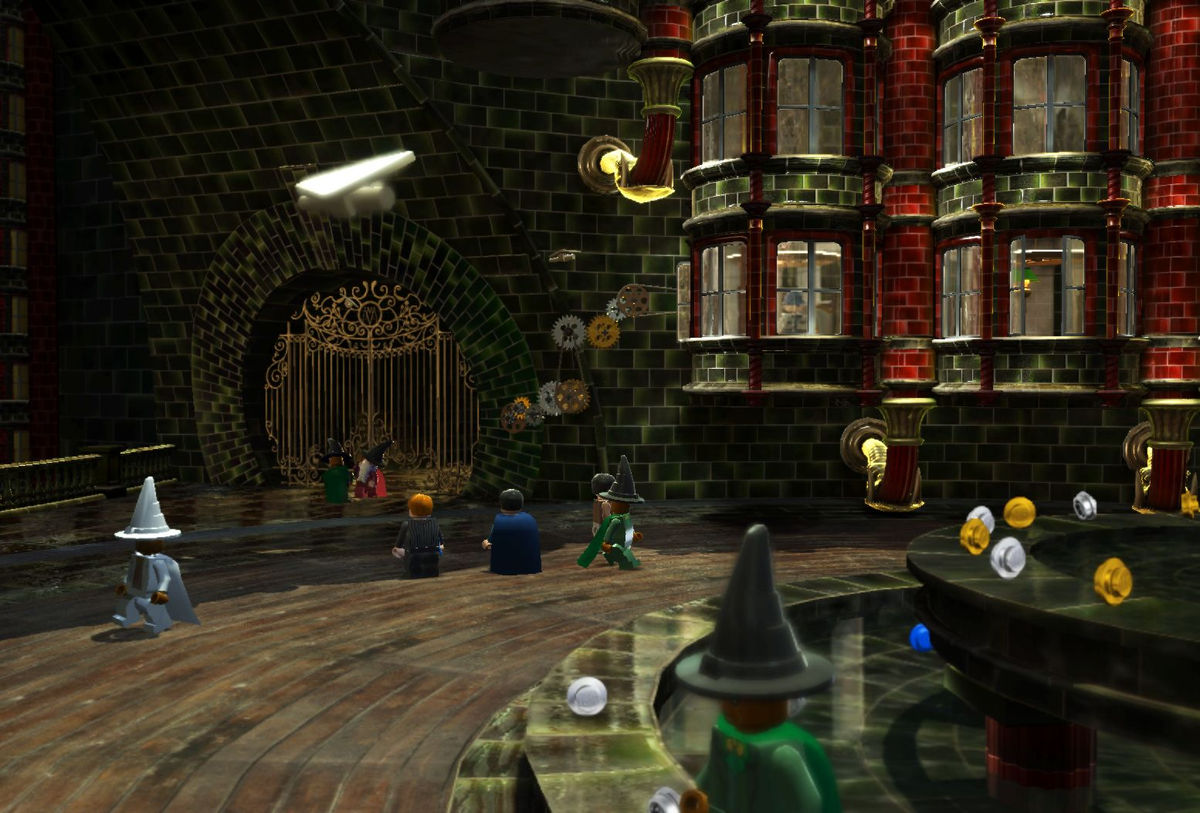 LEGO Harry Potter: Years 5-7 (Steam) Region Free