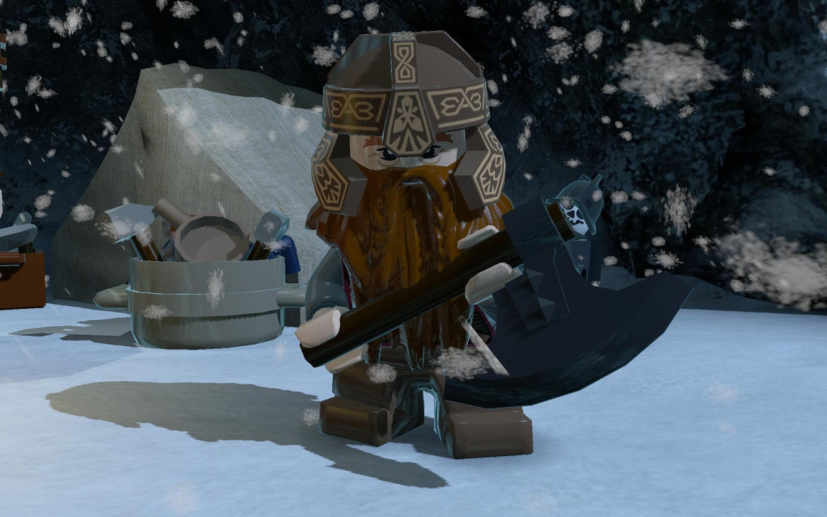 LEGO The Lord of the Rings (Steam) Region Free