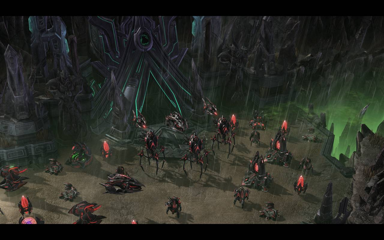 z StarCraft 2 II: Legacy of the Void (Battle.net) RU